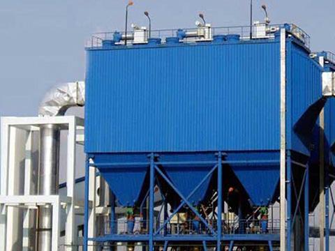 PPCS气箱脉冲袋收尘器